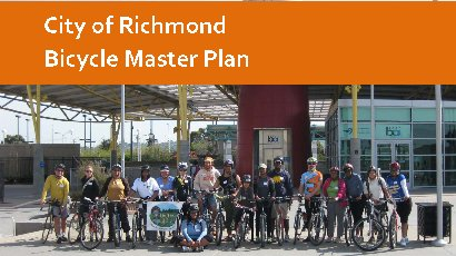 Richmond Bicycle Master Plan